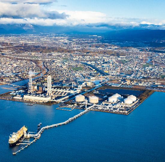 LNG燃料供給船保有船舶管理
