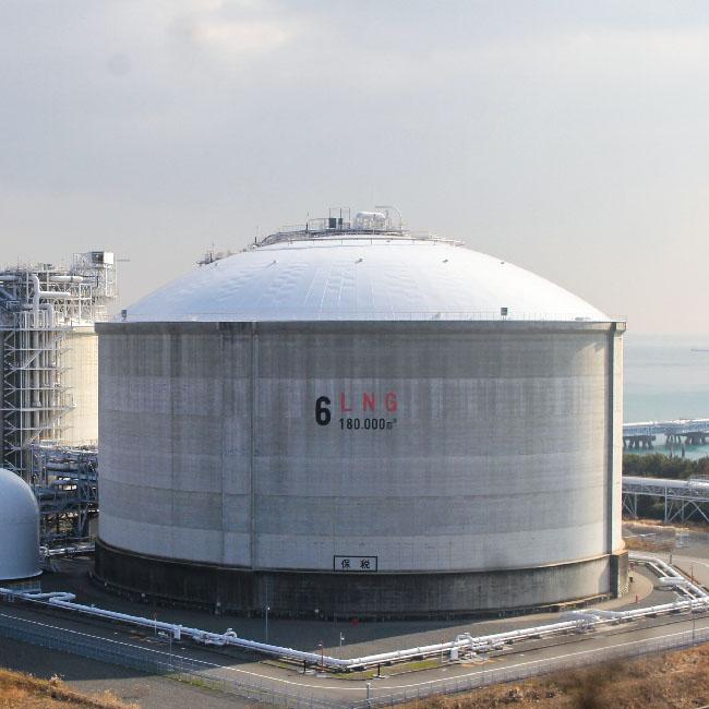 LNG燃料販売